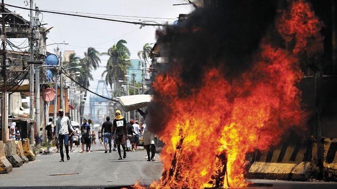 Inestabilidad en Colón golpea sector logístico