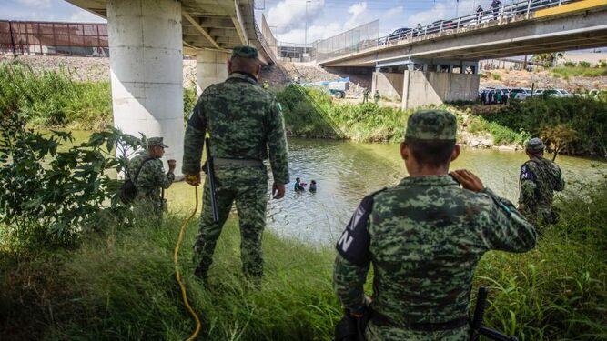México y Estados Unidos evaluarán flujo migratorio