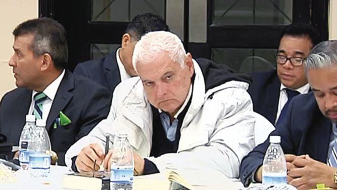 Defensa de Ricardo Martinelli presenta otro amparo de garantías por caso pinchazos