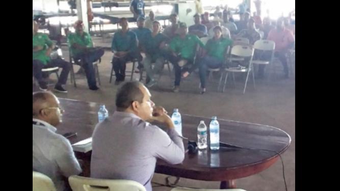 Madereros artesanales de Azuero se reunirán con ministro de Ambiente