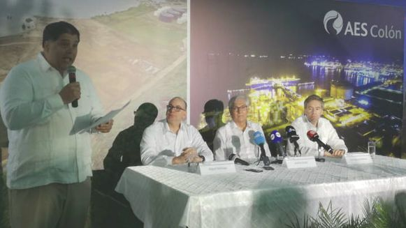 Panamá cuenta con la primera planta de generación eléctrica a base de gas natural, en Centroamérica
