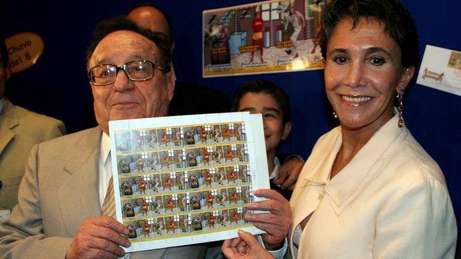 Doña Florinda inaugurará exposición sobre Chespirito en Panamá