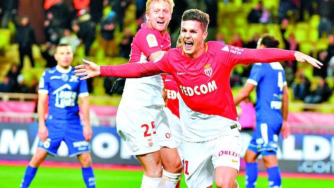 Mónaco quiere estar más cerca del PSG