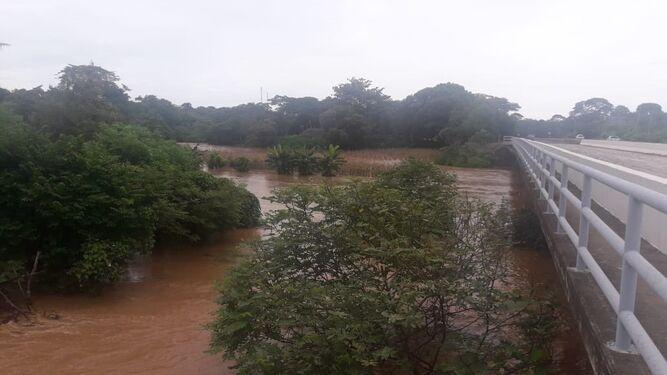 Lluvias afectan varios sectores en Herrera