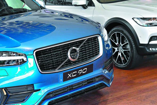 Volvo solo fabricará modelos híbridos