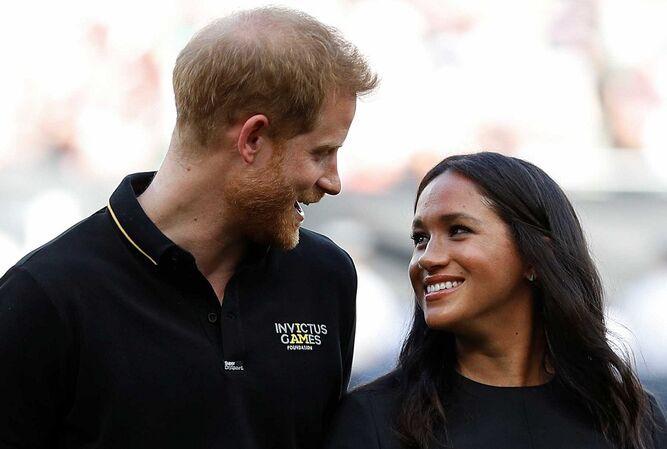 Enrique y Meghan bautizarán a Archie en ceremonia privada