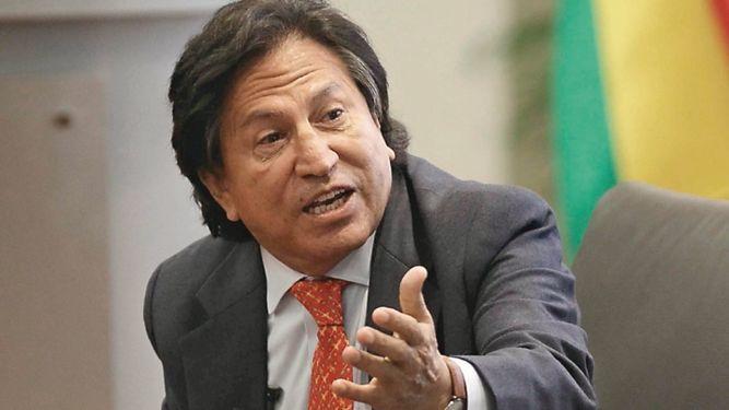 Costa Rica allana banco por cohecho a expresidente Toledo