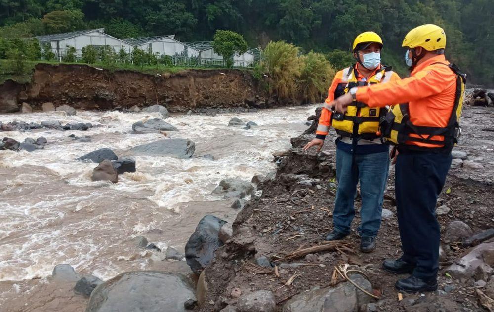 Mejora el tiempo, pero la alerta verde preventiva se mantiene para Chiriquí, Bocas del Toro y la comarca