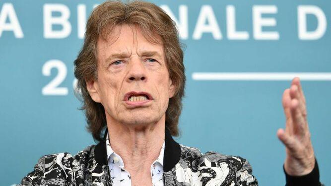 Mick Jagger ataca a Donald Trump por su política medioambiental