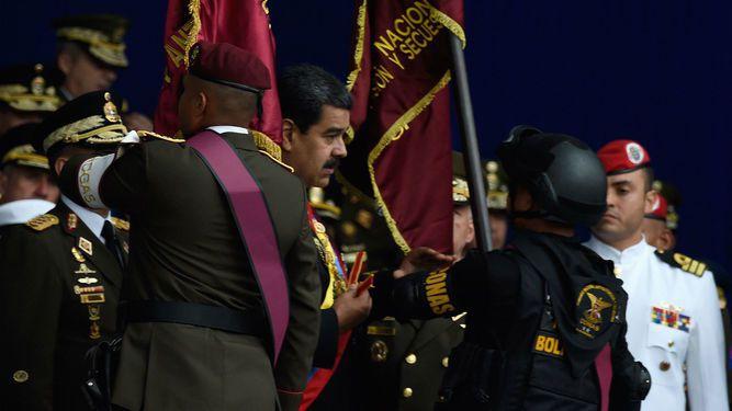 Venezuela denuncia intento de atentado contra Maduro