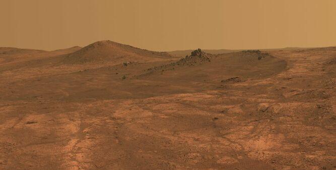 Después de la Luna en 2024, la NASA confirma Marte para 2033
