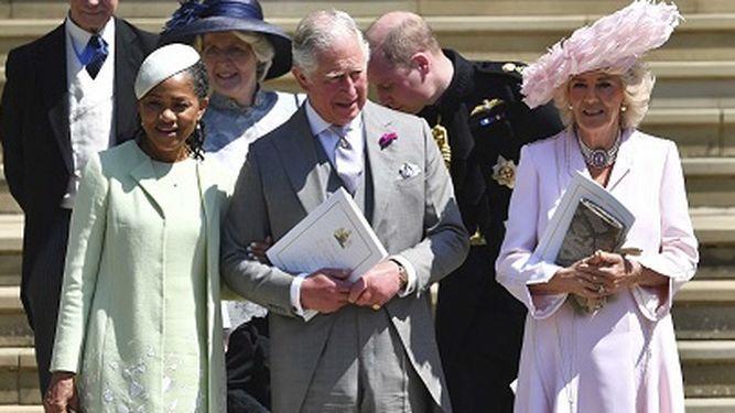 Príncipe Enrique y Meghan: una unión diferente en la realeza inglesa