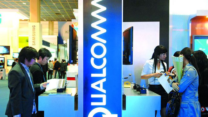 Taiwán impone multa a Qualcomm