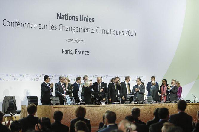 Puntos clave sobre el histórico acuerdo climático en París