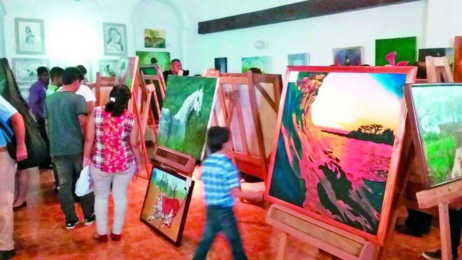 Cuatro décadas cultivando arte