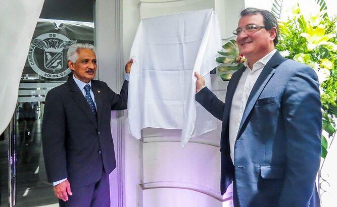 Cámara de Comercio de Colón estrena nueva sede