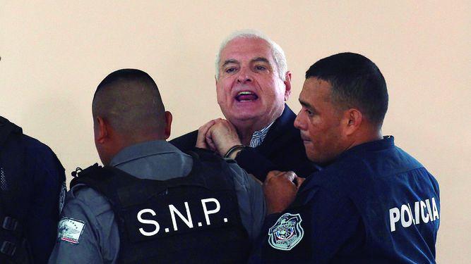 Martinelli insiste en su inmunidad parlamentaria y presenta nuevo recurso