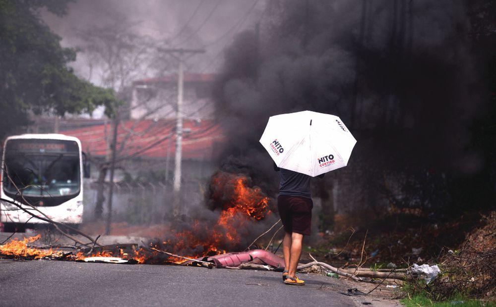 Panamá protesta; crece la curva del  descontento