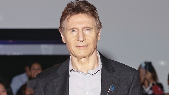 Actores salen en defensa de Liam Neeson