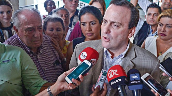 Segundo Tribunal niega recurso a Francolini en caso Odebrecht