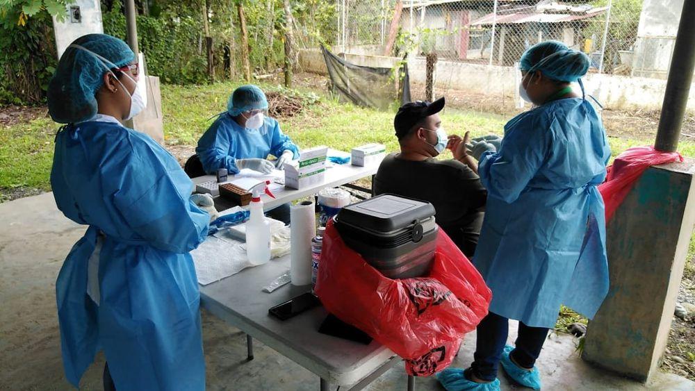 En Panamá hay 5,382 casos activos de la Covid-19; se registran en las últimas horas 2 nuevas defunciones