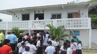 Garachiné tiene un centro comunitario con tecnología de punta