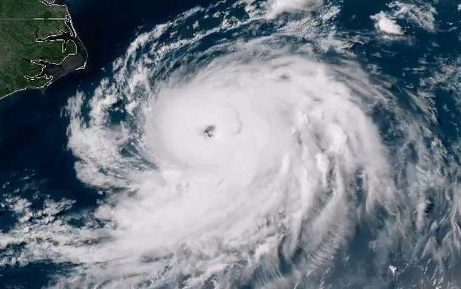Chris se convierte en el segundo huracán de la temporada en el Atlántico
