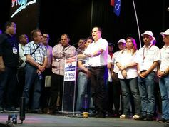 Pedro Miguel González derrota a Ernesto Pérez Balladares en elección interna del PRD