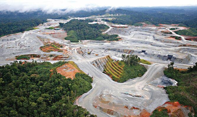 Presiones políticas complican estatus legal de Minera Panamá