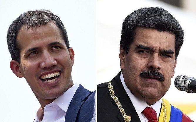 Guaidó eleva desafío a Maduro con ayuda humanitaria