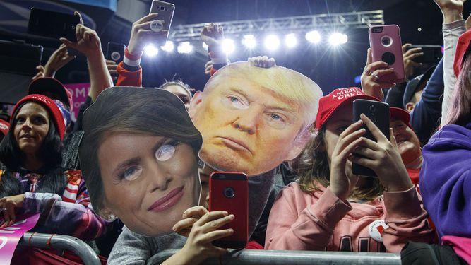 Las claves de las elecciones de medio mandato, un referéndum sobre Trump