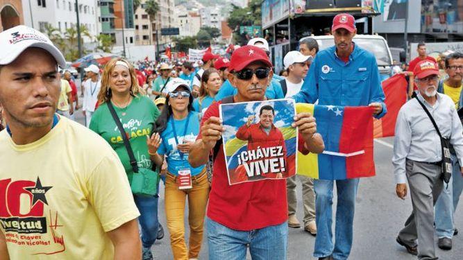 La nueva 'Constitución' de Venezuela revisará estatización del petróleo