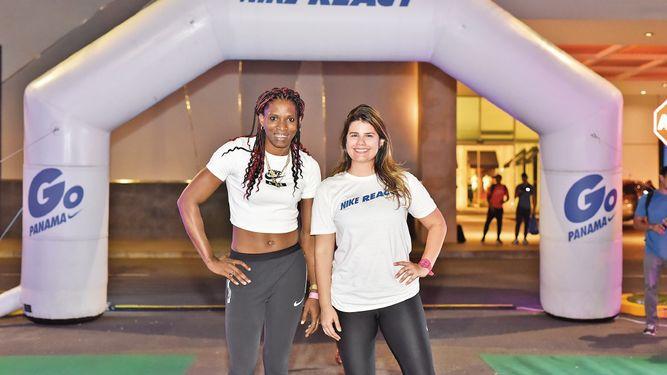 Lanzamiento de Nike React en Panamá