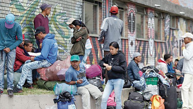 Desde 2015 cerca de 1.9 millones de personas dejaron Venezuela