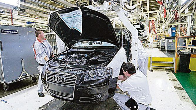 VW instalaría fábrica de automóviles Audi en EU