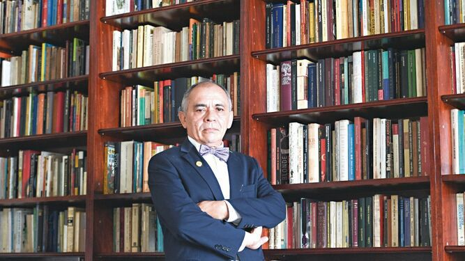 Rafael Candanedo: el secreto está en la lectura
