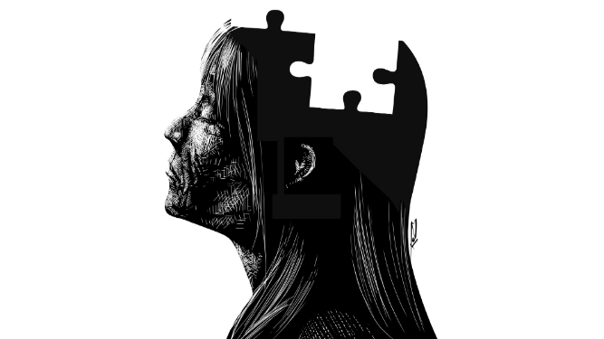 El rompecabezas de la salud mental