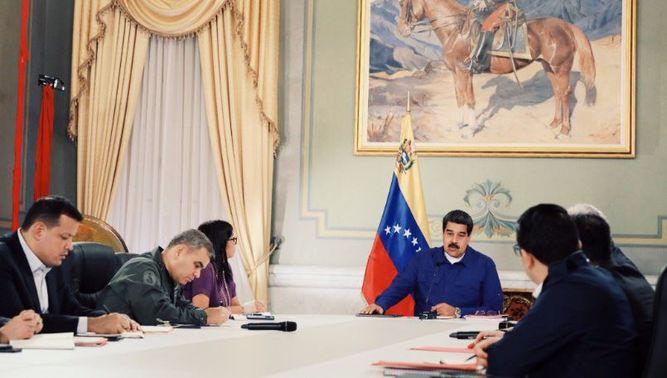 Presidente Maduro anuncia reforma monetaria en Venezuela