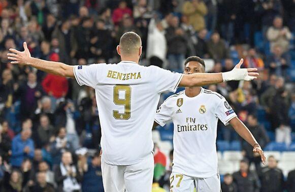 Real Madrid cabalgó guiado por un joven