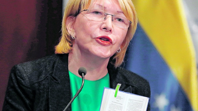 Luisa Ortega desconoce sentencias del TSJ