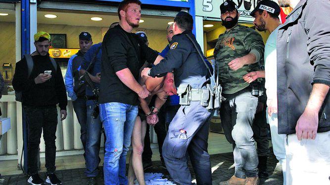 Palestino apuñala a israelí en Jerusalén