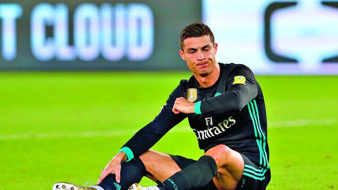 Gremio estudia bien a Ronaldo
