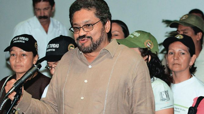 Líder de las FARC denuncia traición del pacto de paz