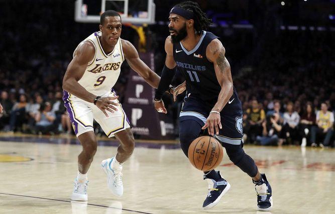 Lakers se quedan sin Rajon Rondo de cuatro a cinco semanas por lesión