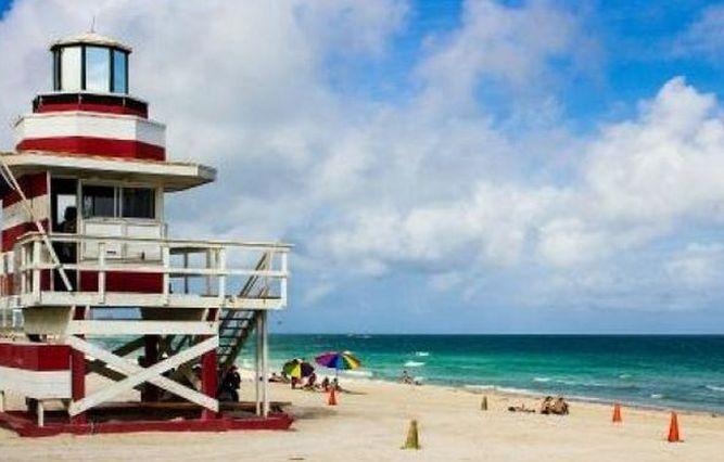 Una mujer muere ahogada en Miami Beach