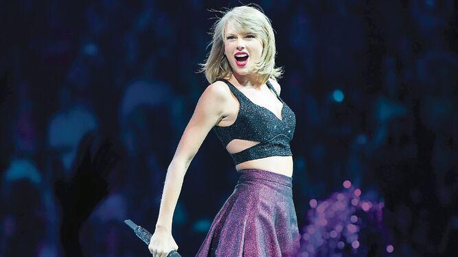 Swift pide ayuda para recuperar su música