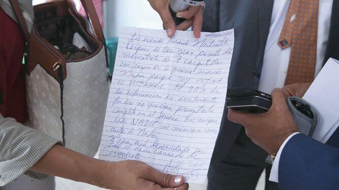 Ricardo Martinelli amenaza con demandar a Jerónimo Mejía