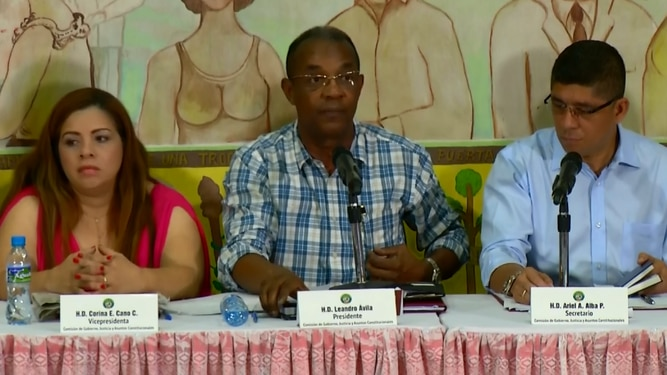 Comisión prohíja propuesta que elimina la prueba idónea en casos de diputados