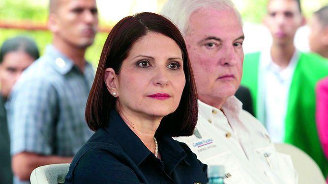 Martinelli deja control total de sus bienes a su esposa
