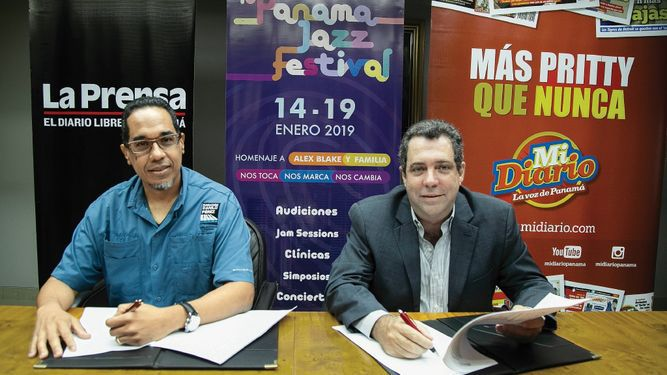La Prensa apoya al Panamá Jazz Festival